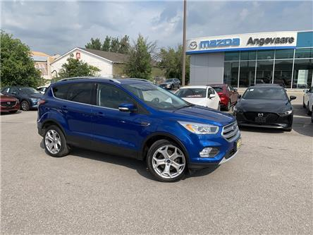 2017 Ford Escape Titanium (Stk: L8157A) in Peterborough - Image 1 of 13
