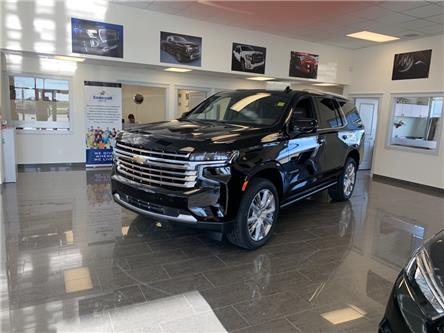2021 Chevrolet Tahoe High Country (Stk: 219020) in Fort MacLeod - Image 1 of 19