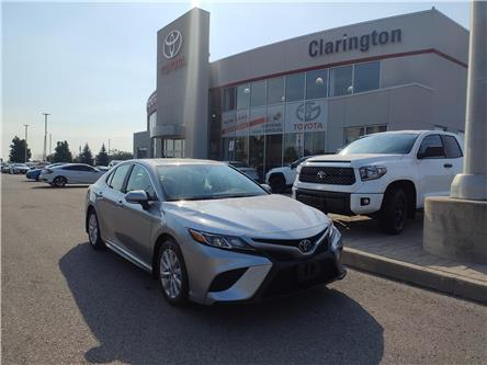 2020 Toyota Camry SE (Stk: 20636) in Bowmanville - Image 1 of 7