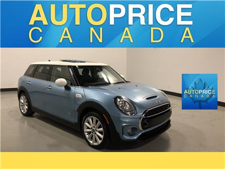 2017 MINI Clubman Cooper S (Stk: W2013) in Mississauga - Image 1 of 26