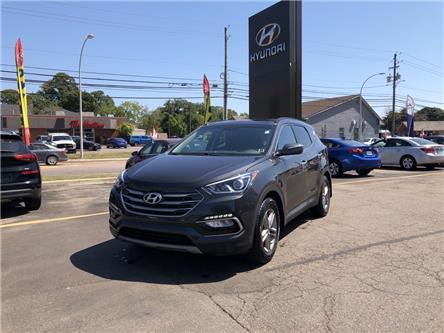 2017 Hyundai Santa Fe Sport 2.4 Premium (Stk: N770A) in Charlottetown - Image 1 of 9