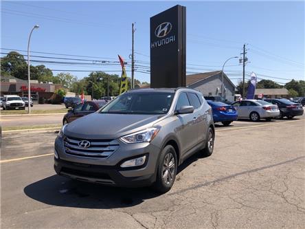 2016 Hyundai Santa Fe Sport 2.4 Premium (Stk: U3649A) in Charlottetown - Image 1 of 9