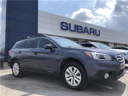 2017 Subaru Outback 3.6R Touring (Stk: P659) in Newmarket - Image 1 of 12