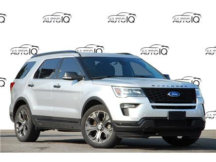 2018 Ford Explorer Sport (Stk: 20P4850AX) in Kitchener - Image 1 of 4