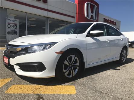 2017 Honda Civic LX (Stk: SH206) in Simcoe - Image 1 of 20