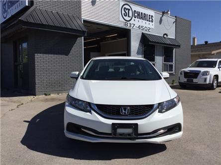 2014 Honda Civic LX (Stk: ) in Winnipeg - Image 1 of 19