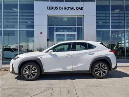 2020 Lexus UX 250h Base (Stk: L20414) in Calgary - Image 1 of 10
