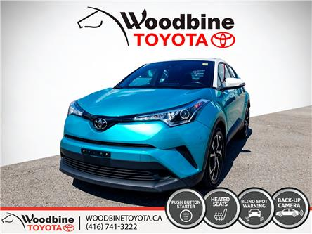 2018 Toyota C-HR XLE (Stk: P7089) in Etobicoke - Image 1 of 17