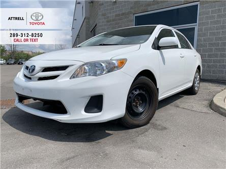 2013 Toyota Corolla CE C PKG POWER GROUP, CRUISE CONTROL, ABS, KEYLESS (Stk: 47783A) in Brampton - Image 1 of 22