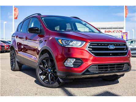 2018 Ford Escape SE (Stk: P4754) in Saskatoon - Image 1 of 18