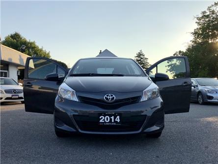 2014 Toyota Yaris LE (Stk: ) in Ajax - Image 1 of 12