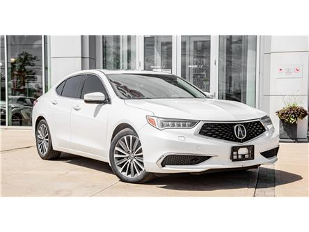 2018 Acura TLX Tech (Stk: 800221T) in Brampton - Image 1 of 24