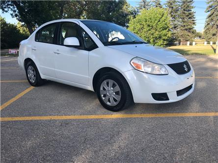 2010 Suzuki SX4 Base (Stk: ) in Winnipeg - Image 1 of 15