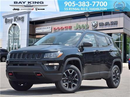 2020 Jeep Compass Trailhawk (Stk: 207591) in Hamilton - Image 1 of 30