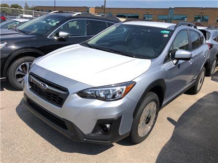 2020 Subaru Crosstrek Convenience (Stk: X20140) in Oakville - Image 1 of 5