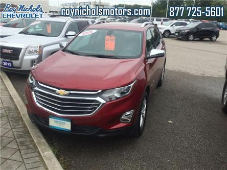 2018 Chevrolet Equinox Premier (Stk: W114A) in Courtice - Image 1 of 13