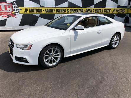 2016 Audi A5  (Stk: 49556) in Burlington - Image 1 of 24
