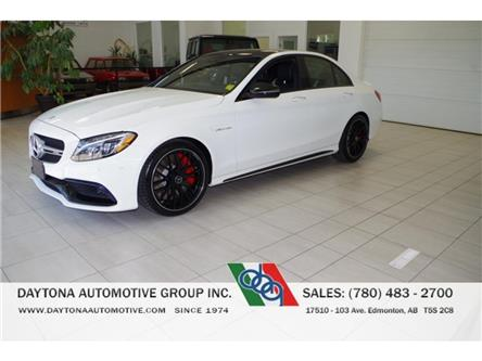 2016 Mercedes-Benz AMG C S (Stk: 3484) in Edmonton - Image 1 of 23