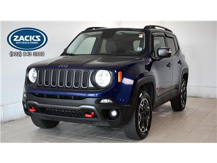 2016 Jeep Renegade Trailhawk (Stk: 79558) in Truro - Image 1 of 30