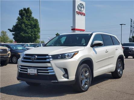 2017 Toyota Highlander  (Stk: P2513) in Bowmanville - Image 1 of 28