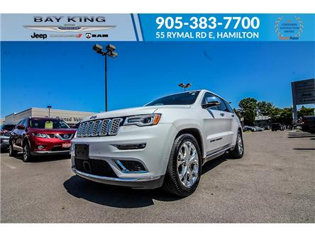 2019 Jeep Grand Cherokee Summit (Stk: 7109) in Hamilton - Image 1 of 25