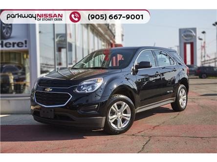 2017 Chevrolet Equinox LS (Stk: N1669) in Hamilton - Image 1 of 22
