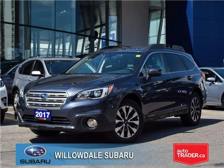 2017 Subaru Outback 3.6R Limited >>No accident+Low mileage<< (Stk: P3267) in Toronto - Image 1 of 28