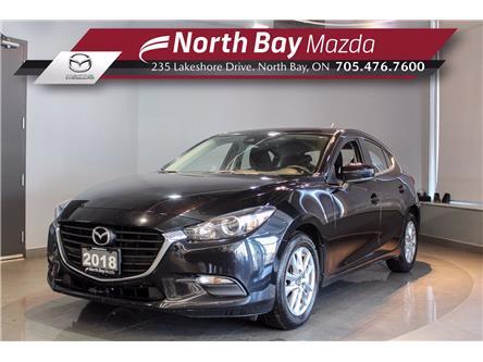 2018 Mazda Mazda3 Sport GS (Stk: 20118A) in Sudbury - Image 1 of 22
