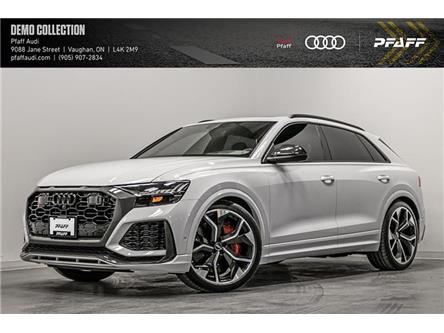 2020 Audi RS Q8 4.0T (Stk: T18484) in Vaughan - Image 1 of 22