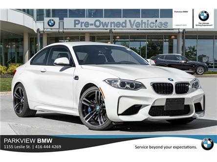 2017 BMW M2 Base (Stk: PP9176) in Toronto - Image 1 of 22