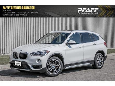 2019 BMW X1 xDrive28i (Stk: U6097) in Mississauga - Image 1 of 22