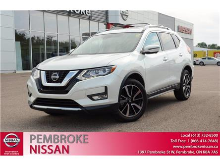 2020 Nissan Rogue SL (Stk: P197) in Pembroke - Image 1 of 30