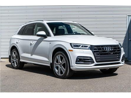2020 Audi Q5 e 55 Technik (Stk: N5640) in Calgary - Image 1 of 21