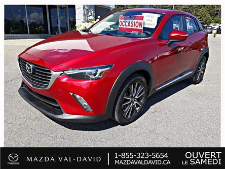 2016 Mazda CX-3 GT (Stk: B1832) in Val-David - Image 1 of 24