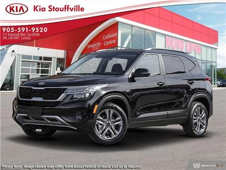 2021 Kia Seltos LX (Stk: 21046) in Stouffville - Image 1 of 20