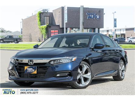 2018 Honda Accord Touring (Stk: 80936) in Milton - Image 1 of 23