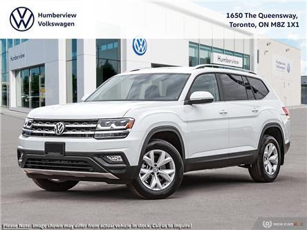 2019 Volkswagen Atlas 3.6 FSI Comfortline (Stk: 97972) in Toronto - Image 1 of 23