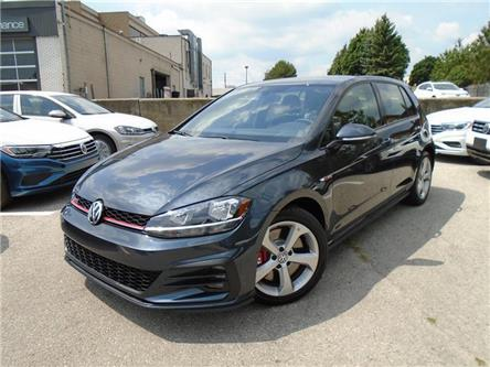 2020 Volkswagen Golf GTI Base (Stk: W1462) in Toronto - Image 1 of 21