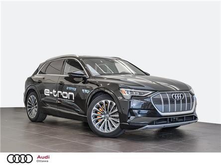 2019 Audi e-tron 55 Technik (Stk: 53236) in Ottawa - Image 1 of 21
