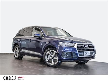 2019 Audi Q7 55 Technik (Stk: 52473) in Ottawa - Image 1 of 21