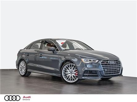 2020 Audi S3 2.0T Progressiv (Stk: PA727) in Ottawa - Image 1 of 20