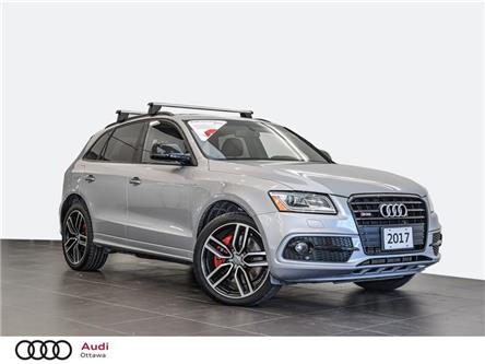 2017 Audi SQ5 3.0T Dynamic Edition (Stk: PA729) in Ottawa - Image 1 of 20