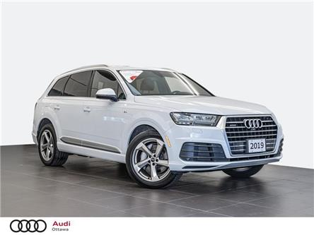 2019 Audi Q7 55 Progressiv (Stk: PA730) in Ottawa - Image 1 of 20