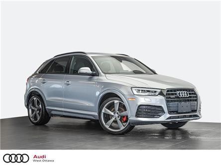 2016 Audi Q3 2.0T Technik (Stk: 93023B) in Nepean - Image 1 of 21