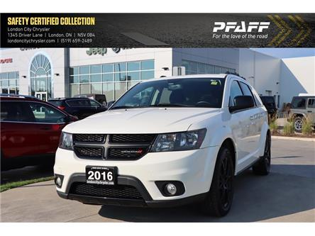2016 Dodge Journey SXT/Limited (Stk: LC2217A) in London - Image 1 of 13