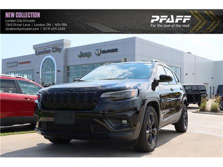 2020 Jeep Cherokee North (Stk: LC2435) in London - Image 1 of 19