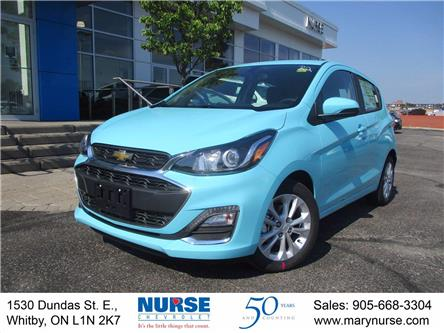 2021 Chevrolet Spark 1LT CVT (Stk: 21M001) in Whitby - Image 1 of 24