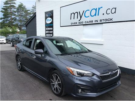 2017 Subaru Impreza Sport (Stk: 200724) in North Bay - Image 1 of 18