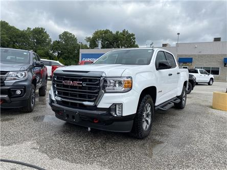 2021 GMC Canyon AT4 w/Cloth (Stk: 21-0005) in LaSalle - Image 1 of 4