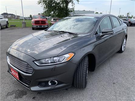 2015 Ford Fusion SE (Stk: 70764) in Carleton Place - Image 1 of 20